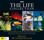 Life Collection, The (David Attenborough) (20 Disc Box Set) on DVD