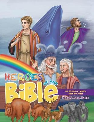 Heroes of the Bible by Leetress M Burris image