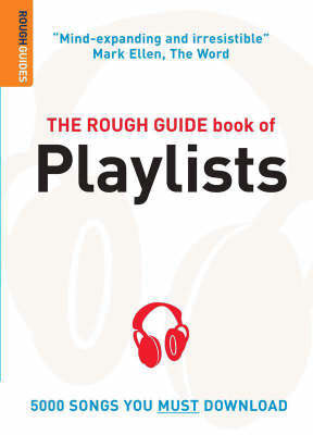 The Rough Guide Book of Playlists image
