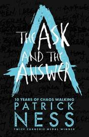 The Ask and the Answer by Patrick Ness image
