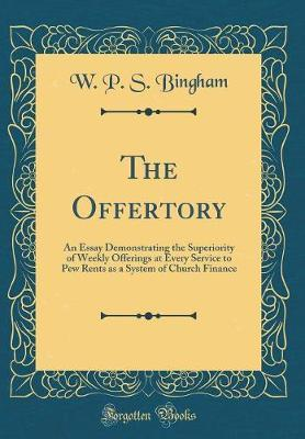The Offertory by W P S Bingham