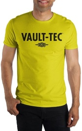 Fallout: Vault-Tech - Yellow T-Shirt (Large)