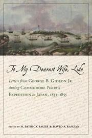 To My Dearest Wife, Lide by M. Patrick Sauer