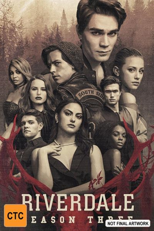 Riverdale: The Complete Third Season on DVD