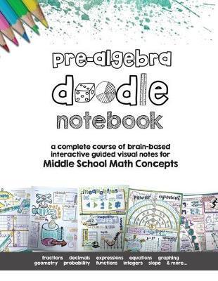 Pre Algebra Doodle Notes by Math Giraffe
