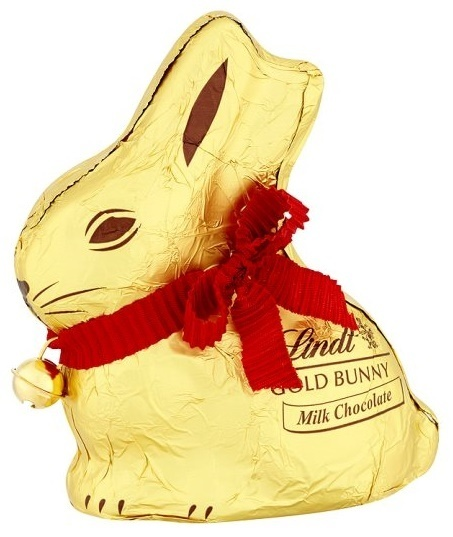 Lindt: Gold Bunny - Milk (100g) 16pk