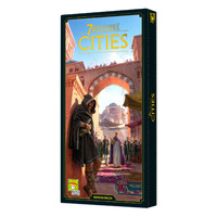 7 Wonders: 2nd Edition - Cities Expansion