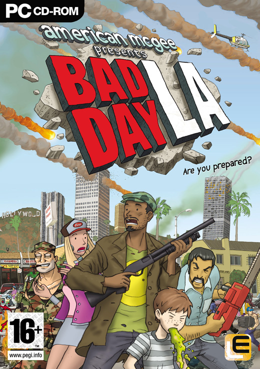 Bad Day L.A. for PC Games image