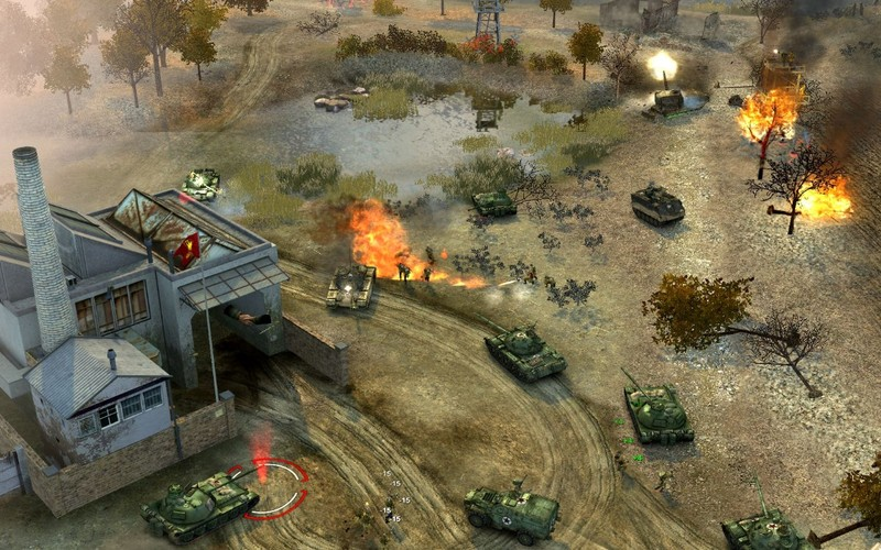 Codename Panzers: Cold War for PC Games image