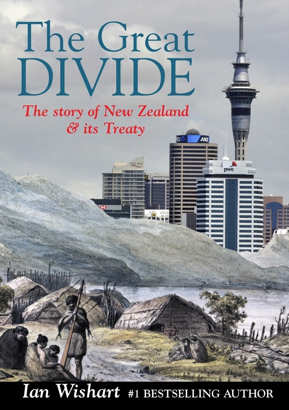 The Great Divide Ian Wishart Book In Stock Buy Now