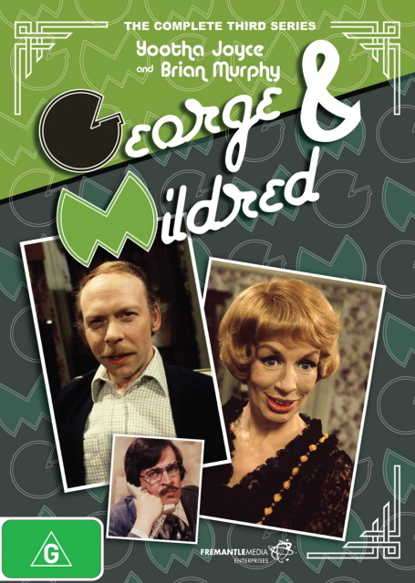 George & Mildred - The Complete 3rd Series on DVD