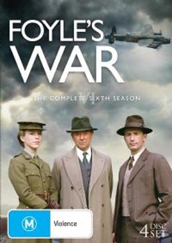 Foyle's War - Season 6 (3 Disc Set) DVD