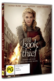 The Book Thief on DVD image