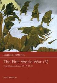 The First World War by Peter Simkins image