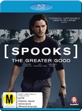 Spooks: The Greater Good on Blu-ray
