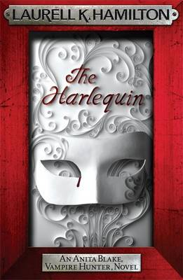 The Harlequin (Anita Blake # 15) (red frame) by Laurell K. Hamilton