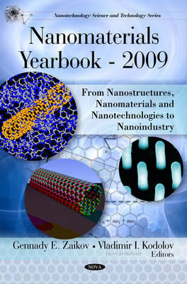 Nanomaterials Yearbook -- 2009 by Gennady E Zaikov image