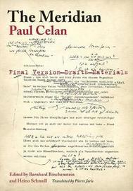 The Meridian by Paul Celan
