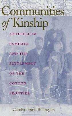 Communities of Kinship by Carolyn Earle Billingsley image