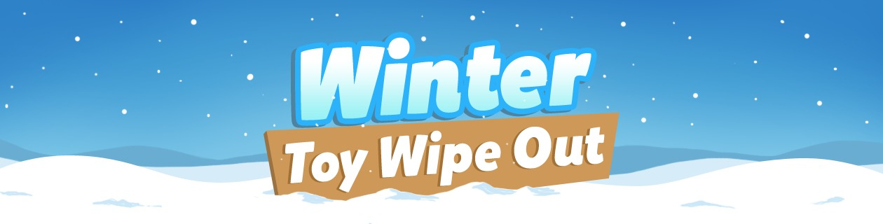 Winter Toy Wipeout