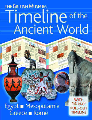 Timeline of the Ancient World by Katharine Wiltshire