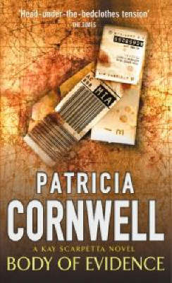 Body of Evidence (Kay Scarpetta #2) by Patricia Cornwell image