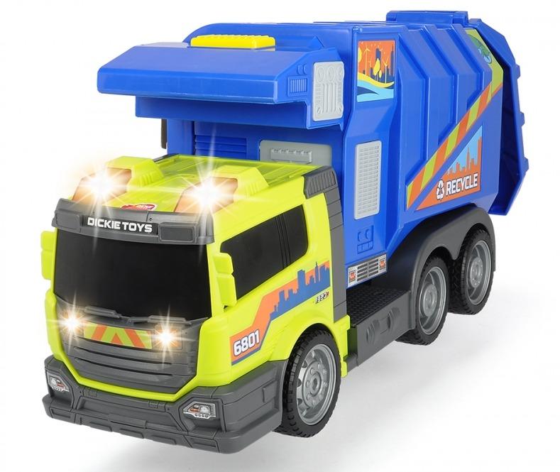 Dickie Toys - Garbage Truck image