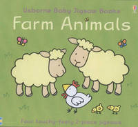 Farm Animals by Fiona Watt image