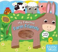 Happy Heads My Fabulous Farm Friends image