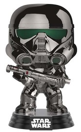 Star Wars: Rogue One - Imperial Death Trooper (Chrome) Pop! Vinyl Figure