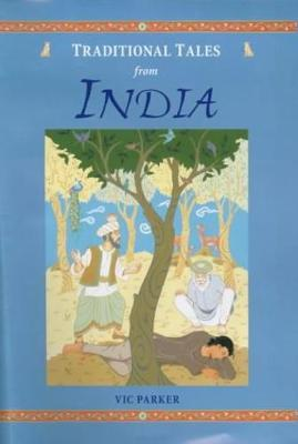 Traditional Tales India by Vic Parker image