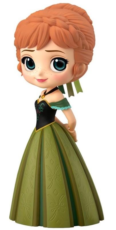 Q Posket: Anna Coronation Style – PVC Figure