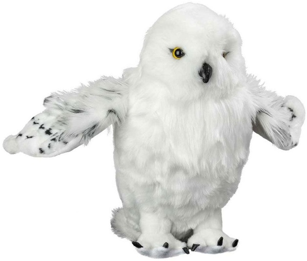 Harry Potter: Hedwig (with Open Wings) - Collector's Plush