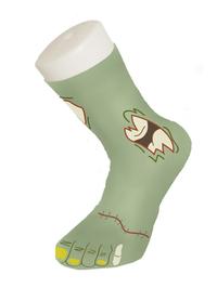 Silly Socks - Zombie