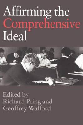 Affirming the Comprehensive Ideal