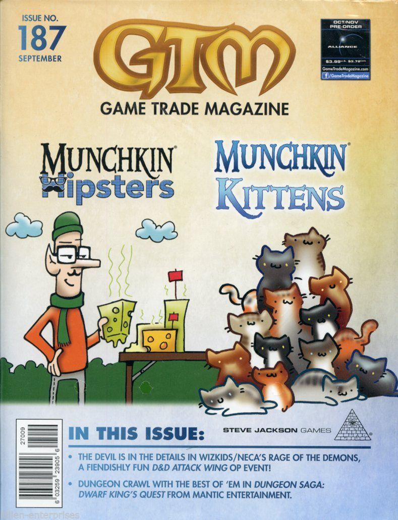 Game Trade Magazine #187 image