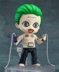 Suicide Squad: Nendoroid Joker - Articulated Figure