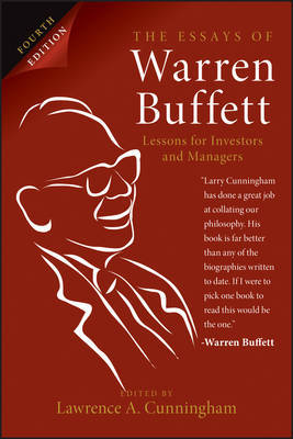 The Essays of Warren Buffett, 4th Edition by Lawrence A Cunningham image