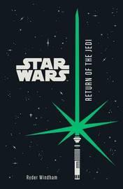 Star Wars: Return of the Jedi Junior Novel by Ryder Windham