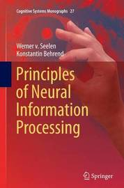 Principles of Neural Information Processing by Konstantin Behrend image