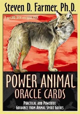 Power Animal Cards by Steven D. Farmer