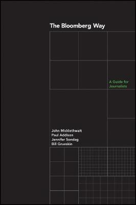 The Bloomberg Way by John Micklethwait image