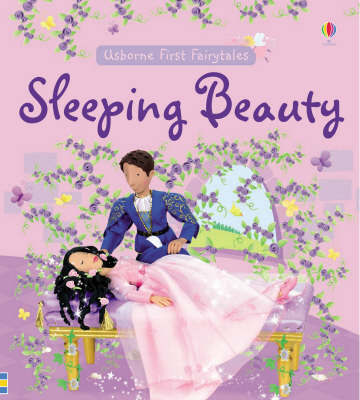 Look and Say Sleeping Beauty by Felicity Brooks