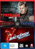 WWE - Payback/Backlash (2017) on DVD