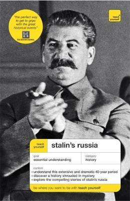 Teach Yourself Stalin's Russia by David Evans image