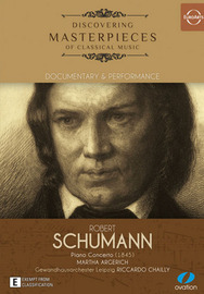 Discovering Masterpieces of Classical Music - Schumann on DVD