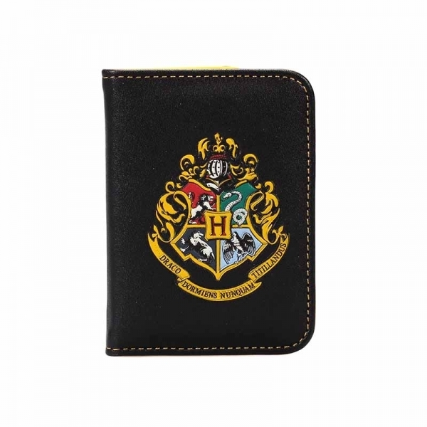 Harry Potter Card Holder - Hogwarts Crest
