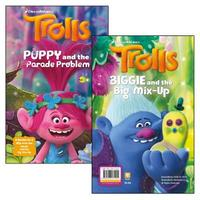 Poppy and the Parade Problem and Biggie and the Big Mix-up (flipbook) by Scholastic