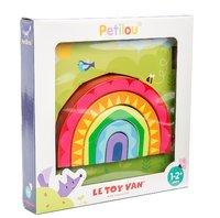 Le Toy Van: Petilou - Rainbow Tunnel image