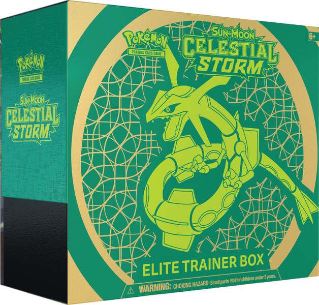 Pokemon TCG: Celestial Storm - Elite Trainer Box